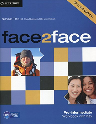 face2face 2nd Pre-intermediate Workbook with Key