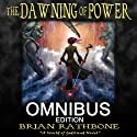 The Dawning of Power: Godsland Series: Books One, Two, and Three (       UNABRIDGED) by Brian Rathbone Narrated by Chris Snelgrove