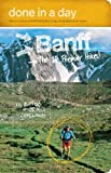 img - for Done in a Day Banff: The 10 Premier Hikes book / textbook / text book