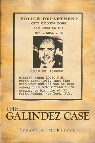 Dissertation of jesus galindez