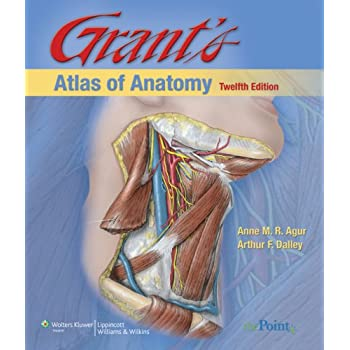 Set A Shopping Price Drop Alert For Grant's Atlas of Anatomy,  12th  Edition (Grant, John Charles Boileau//Grant's Atlas of Anatomy)