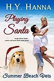 Summer Beach Vets: Playing Santa (Christmas Special): A sweet, clean small town beach romance set Down Under