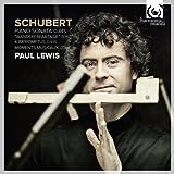 シューベルト: ピアノ・ソナタ集 (Schubert : Piano Sonata D.845, ''Wandererfantasie'' D.760, 4 Impromtus D.935, Moments Musicaux D.780 / Paul Lewis) (2CD) [輸入盤]