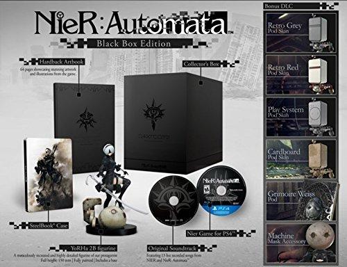 Nier: Automata Black Box Collectors Edition (U.S. Version) - PlayStation 4