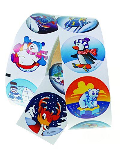 Winter Stickers - 1