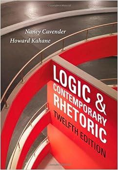 contemporary use of rhetoric Amazoncom: logic and contemporary rhetoric: the use of reason in everyday life (mindtap course list) (9781305956025): frank boardman, nancy m.