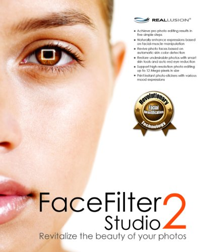 Facefilter 2 Studio - Win [Old Version]