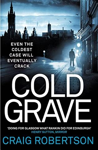 book cover of Cold Grave