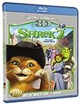 Shrek 2   3D/DVD Combo [Blu-ray] (Bil...
