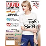 Magazine Subscription Music Connection  (5)  Price:  $35.00  ($2.92/issue)