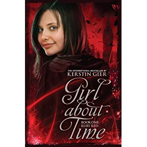 Girl About Time Book 1:Ruby Red
