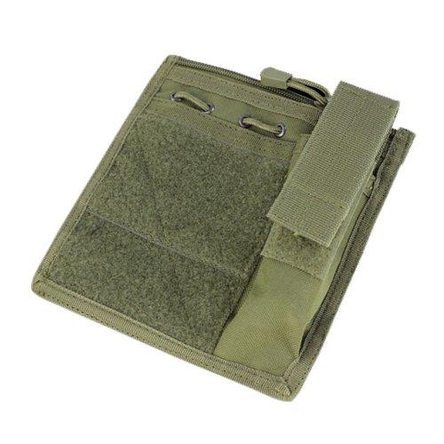 Condor MA30 Admin Pouch w/ Flashlight pouch - OD Green