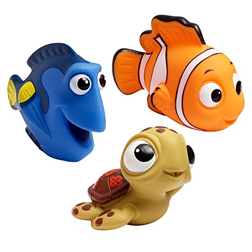 Disney Baby Finding Dory Bath Squirt Toys