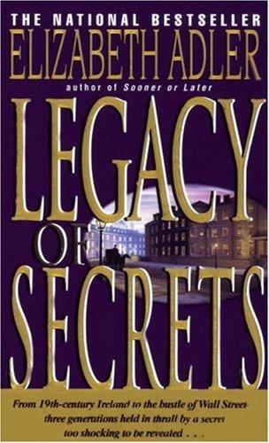 Legacy of Secrets, Elizabeth Adler