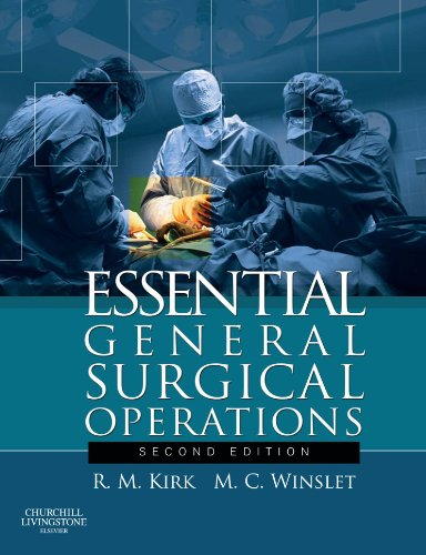Essential General Surgical Operations, 2e