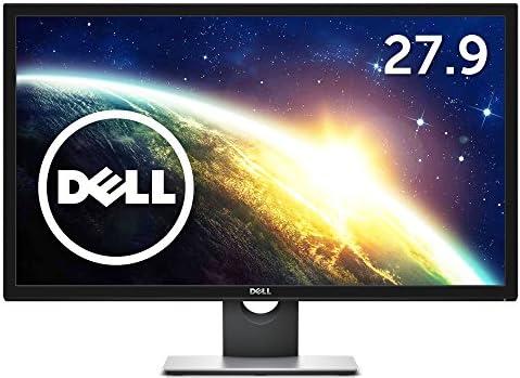Dellディスプレイ モニター S2817Q 27.9インチ/4K/TN非光沢/2ms/DPx2,HDMIx2/USBハブ/3年間保証