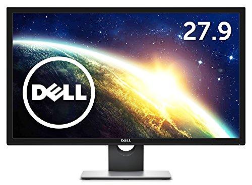 Dell ディスプレイ モニター S2817Q 27.9インチ/4K/TN非光沢/2ms/DPx2,HDMIx2/USBハブ/3年間保証
