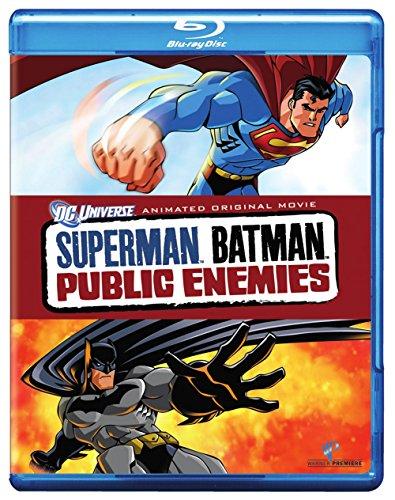 Superman/Batman: Public Enemies [Blu-ray]