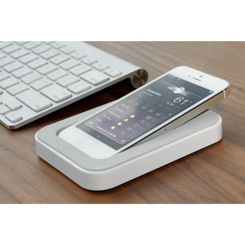 Amazon.co.jp: Saidoka iPhone 旧アダプタ用充電スタンド 並行輸入品 (ブラック): 家電・カメラ