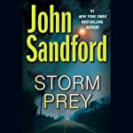 Storm Prey: A Lucas Davenport Novel (       ABRIDGED) by John Sandford Narrated by Richard Ferrone