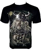 Rock Chang T-Shirt Viking (Glow In The Dark) GR 385
