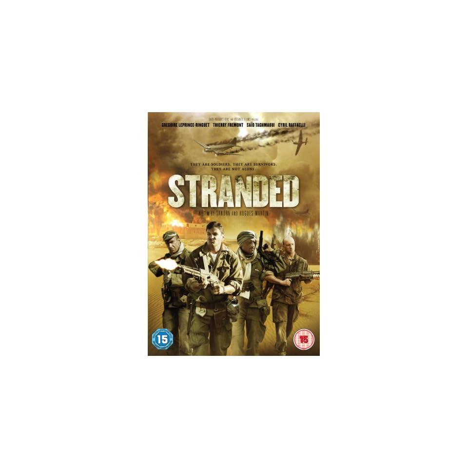Stranded ( Djinns ) [ NON USA FORMAT, PAL, Reg.2 Import   United Kingdom ]