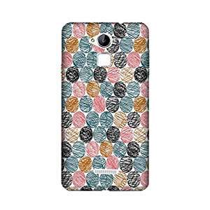 Neyo High Quality 3D Printed Designer Mobile Back cover for Coolpad note 3