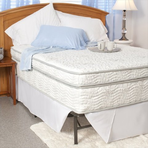"13"" Memory Foam / Coil Mattress Size: Full"