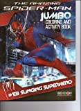 The Amazing Spider-Man Jumbo Coloring and Activity Book ~ Web Slinging Superhero