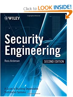 Security Engineering hos Amazon