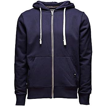 Jack and Jones Storm hoodie navy Small Navy