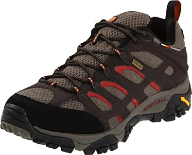 Merrell Mens Moab Gore-Tex Waterproof Hiking Shoe by Merrell