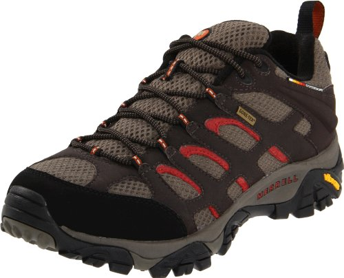 Merrell Moab GTX XCR Shoe - Men's Dark Chocolate, 8.5