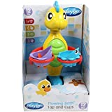 Wow Baby Wow Cup 360 Spill Free Training Cup - Blue/Yellow - 7 Oz