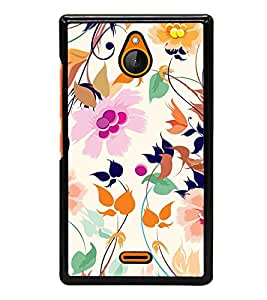 Beautiful Pattern 2D Hard Polycarbonate Designer Back Case Cover for Nokia X2 Dual SIM :: Nokia X2 RM-1013 :: Nokia X2DS