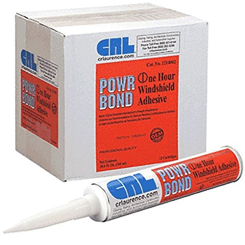 Crl/Somaca One Hour Auto Glass Urethane Adhesive - 10.5 Fl. Oz. Cartridge By Cr Laurence front-497524