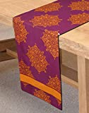 Sanjeev Kapoor Bon Appetit Cotton Table Runner - Fete