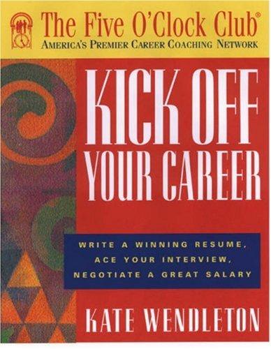 Kick Off Your Career
