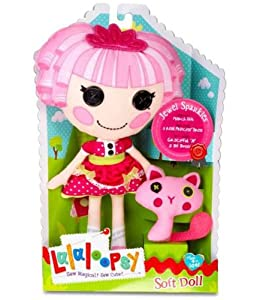 Mga lalaloopsy soft doll jewel sparkles for Lalaloopsy jewel sparkle coloring pages