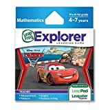 LeapFrog Explorer Learning Game - Disney Pixar Cars 2