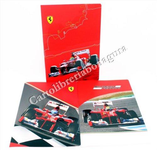 Quad. Maxi Rig. A Ferrari Kids
