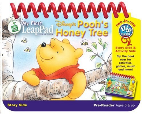 "LeapFrog MyFirst LeapPad Learning System- ""Pooh's Honey Tree"""