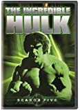 The Incredible Hulk: Season Five [DVD]