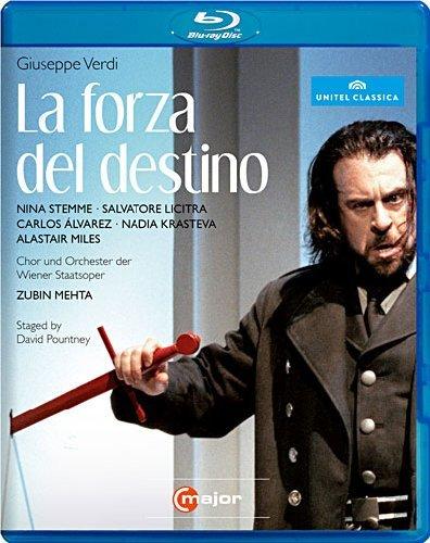 La Forza Del Destino (Or.Viena ,Mehta) - Verdi - DVD