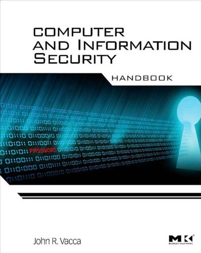 Computer and Information Security Handbook (Morgan