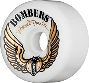 Buy Powell-Peralta Bomber 85A Skateboard Wheels by Powell-Peralta