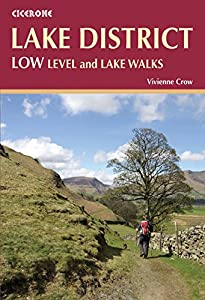 Lake District: Low Level and Lake Walks (British Walking), by Vivienne Crow