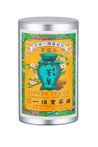 一保堂茶舗 煎茶 芳泉114g缶箱