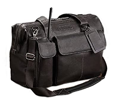Lightspeed Aviation - The Gann, Leather Flight Bag | 4112 by Lightspeed Aviation