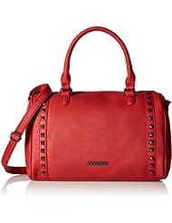 Caprese Greta Women's Satchel (Red)